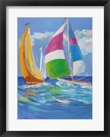 Framed Full Sail II