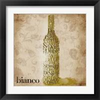 Type of Wine II Framed Print