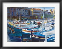 Framed Cassis, France
