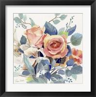 Framed Roses in Light