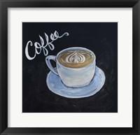 Framed Chalk Coffee