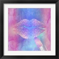 Framed Summer Kiss I