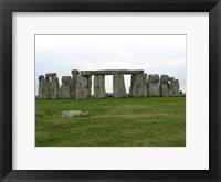 Framed Stonehenge