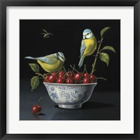 Framed Both Tits And Cherries