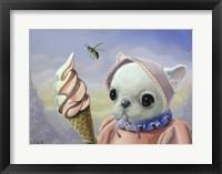 Framed Ice Cream