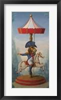 Framed Little Carousel