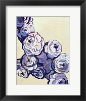 Framed Lavender Bouquet