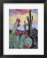 Framed Tucson Bloom