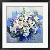 Framed Winter Bouquet