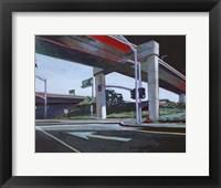 Framed Driving in Orange County