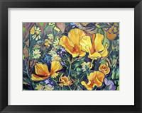 Framed Super Bloom