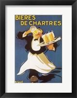 Framed Beers of France