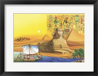 Framed Egyptian Memories