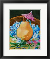 Framed Party Pear