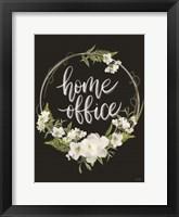 Framed Home Office