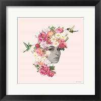 Flower Girl I Framed Print