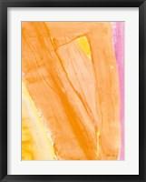 Sunnier Days IV Framed Print