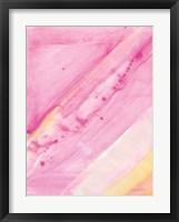 Sunnier Days III Framed Print