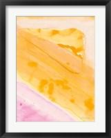 Sunnier Days II Framed Print