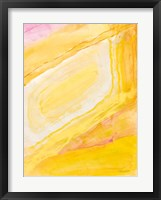 Sunnier Days I Framed Print