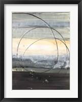 Horizon Balance IV Light Framed Print