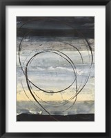 Horizon Balance III Light Framed Print
