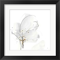 Cool Gray IV Framed Print