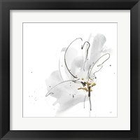 Cool Gray III Framed Print
