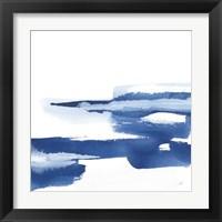Classic Blue VI Framed Print