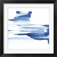 Classic Blue IV Framed Print