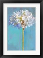 Modern Floral III Framed Print