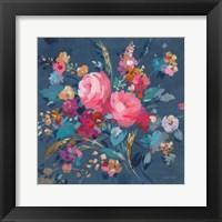 Framed Joyful Bouquet