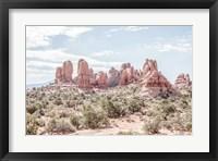 Day Hike III Framed Print
