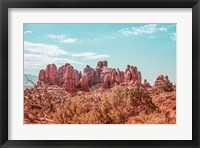 What a View II Framed Print