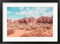 What a View I Framed Print