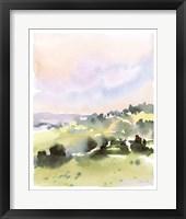 Framed Spring Hills II