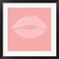 Framed Kiss Me