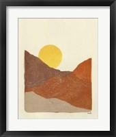 Sedona II Framed Print