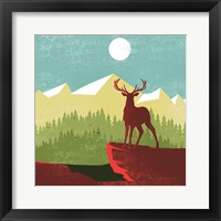 Great Outdoors III Framed Print