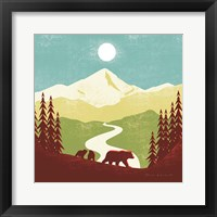 Great Outdoors I Framed Print