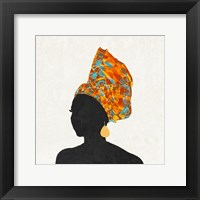 Framed Kente 4