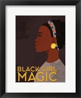 Framed Black Girl Magic