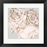 Framed Soft Rose Bunch