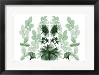 Framed Emerald Growth 1