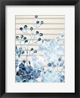 Framed Wildflower Blues 1