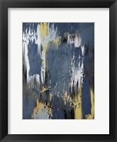 Framed Painted Strokes 1 V2