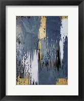 Framed Painted Strokes 2 V2