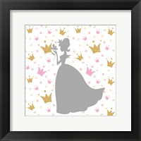 Framed Princess Dreams 3