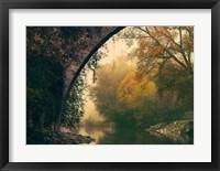 Framed Mystic River