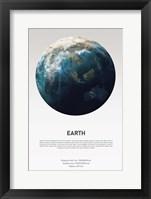 Framed Earth Light